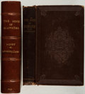 Books:Literature Pre-1900, Henry Wadsworth Longfellow. The Song of Hiawatha. Boston:Ticknor and Fields, 1855. First American edition, firs...