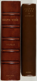 Books:Literature 1900-up, Norman Douglas. South Wind. London: Martin Secker, [1917].First edition. Octavo. Publisher's cloth. Housed in a...