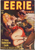 Pulps:Horror, Eerie Stories V1#1 (Magazine Publishers Inc., 1937) Condition:FN-....