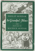 Books:Children's Books, [Maurice Sendak]. Philip Sendak. In Grandpa's House. NewYork: harper & Row, 1985. First edition. Small octavo. 42 ...