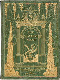 Book of Poetry, The Sensitive Plant by Percy Bysshe Shelley, Benefiting Lady Bird Johnson Wi