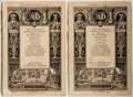 Books:Books about Books, [Book Auction Catalog]. The Important American Library Formed by Dr. William C. Braislin. New York: The Anderson...