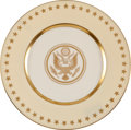 Political:Presidential Relics, Franklin D. Roosevelt: Official White House China. ...