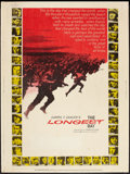 "Movie Posters:War, The Longest Day (20th Century Fox, 1962). Poster (30"" X 40""). War....."
