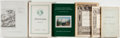 Books:Books about Books, [Book Auction Catalogs]. Collection of Five Book Auction and DealerCatalogs, including: Leonard & Co.'s Catalog of the Li...(Total: 6 Items)