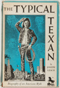 Books:Americana & American History, Joseph Leach. SIGNED/INSCRIBED. The Typical Texan: Biography ofan American Myth. Dallas: Southern Methodist...