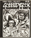 Modern Age (1980-Present):Superhero, Gobbledygook #2 Signed Copy With Eastman and Laird Sketches (MirageStudios, 1984) Condition: VF/NM....