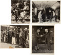 Photography:Official Photos, Thomas Edison: Press Photos.... (Total: 4 Items)