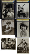 Entertainment Collectibles:Movie, Our Gang : Six Publicity Stills.... (Total: 6 Items)