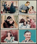 "Movie Posters:Academy Award Winners, Gone with the Wind (MGM, R-1961). Color Photos (11) (8"" X 10"").Academy Award Winners.. ... (Total: 11 Items)"