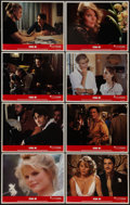 "Movie Posters:Drama, Star 80 (Warner Brothers, 1983). Lobby Card Set of 8 (11"" X 14""). Drama.. ... (Total: 8 Items)"