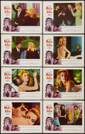 """Movie Posters:Foreign, Belle de Jour (Allied Artists, 1968). Lobby Card Set of 8 (11"""" X 14""""). Foreign.. ... (Total: 8 Items)"""
