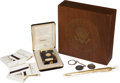 Political:Presidential Relics, Grouping of Lyndon Johnson Presidential Gifts,... (Total: 7 Items)