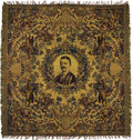 Political:3D & Other Display (1896-present), Theodore Roosevelt: Colorful Tapestry....