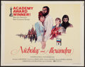 "Movie Posters:Historical Drama, Nicholas and Alexandra (Columbia, 1971). Half Sheet (22"" X 28"").Historical Drama.. ..."