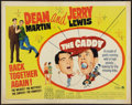 """Movie Posters:Sports, The Caddy (Paramount, R-1964). Half Sheet (22"""" X 28""""). Sports.. ..."""