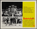 """Movie Posters:Comedy, Murder by Death (Columbia, 1976). Half Sheet (22"""" X 28""""). Comedy.. ..."""