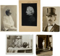 Photography:Studio Portraits, Mark Twain: Culver Press Photographs.... (Total: 5 Items)