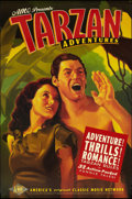 "Movie Posters:Adventure, Tarzan Adventures (AMC, 1997). Television One Sheet (27"" X 41"").Adventure.. ..."