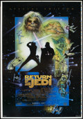 """Movie Posters:Science Fiction, Return of the Jedi (20th Century Fox, R-1997). Special Edition Printer's Proof One Sheet (27"""" X 41""""). Science Fiction.. ..."""