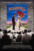 """Movie Posters:Fantasy, Pleasantville (New Line, 1998). One Sheets (2) (27"""" X 40""""). DSRainbow and Regular Style. Fantasy.. ... (Total: 2 Items)"""