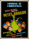 "Movie Posters:Animation, Pete's Dragon & Others Lot (Buena Vista, 1977). Poster (30"" X40""), One Sheets (3) (27"" X 41"") & Lobby Cards (2) (11"" X14"")... (Total: 6 Items)"