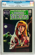 Bronze Age (1970-1979):Horror, House of Secrets #92 (DC, 1971) CGC NM+ 9.6 White pages....