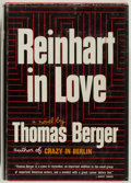 Books:Fiction, Thomas Berger. Reinhart in Love. New York: Charles Scribner's Sons, 1962. First edition. Octavo. 438 pages. Publ...