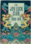 Books:Fiction, Amy Tan. The Joy Luck Club. New York: G. P. Putnam's Sons, 1989. First edition. Octavo. 288 pages. Publisher's b...