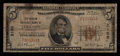 National Bank Notes:Kentucky, Lebanon, KY - $5 1929 Ty. 1 The Marion NB Ch. # 2150. ...