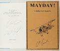 Books:Mystery & Detective Fiction, Clive Cussler. SIGNED LIMITED ARTIST'S EDITION. Mayday!Aliso Viejo: James Cahill Publishing/Rare Books, Inc., 2004....