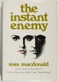 Books:Mystery & Detective Fiction, Ross Macdonald. The Instant Enemy. New York: Alfred A.Knopf, 1968. First edition. Octavo. 227 pages. Publisher'...
