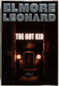 Books:Mystery & Detective Fiction, Elmore Leonard. SIGNED. The Hot Kid. New York: WilliamMorrow, 2005. First edition. Signed by the author on th...