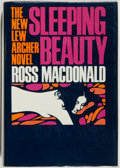 Books:Mystery & Detective Fiction, Ross Macdonald [pseudonym for Kenneth Millar]. INSCRIBED.Sleeping Beauty. New York: Alfred A. Knopf, 1973. Firs...
