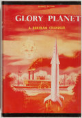 Books:Science Fiction & Fantasy, [Jerry Weist]. A. Bertram Chandler. REVIEW COPY. Glory Planet. New York: Avalon Books, 1964. First edition. Publ...