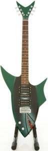 Musical Instruments:Electric Guitars, Import Shark with Fins Solid Body Electric Guitar....