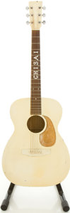 Musical Instruments:Acoustic Guitars, 1973 Martin 00-18 Refinished Acoustic Guitar, #323699....