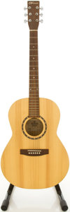 Musical Instruments:Acoustic Guitars, Recent Norman B20 Folk Left-Handed Natural Acoustic Guitar,#04443232....