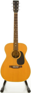Musical Instruments:Acoustic Guitars, Circa 1980's Roderich Paesold P-180 Holland Natural AcousticGuitar....