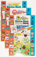 Bronze Age (1970-1979):Cartoon Character, Richie Rich, Casper and Wendy National League File Copy Group(Harvey, 1976) Condition: Average NM-.... (Total: 48 Comic Books)