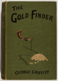 Books:Science Fiction & Fantasy, [Jerry Weist]. George Griffith. The Gold-Finder. London: F. V. White & Co., 1898. First edition. Octavo. 312 pag...