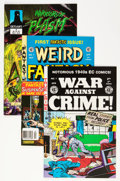 Modern Age (1980-Present):Miscellaneous, EC Reprints and Others Short Box Group Group (Various Publishers, 1980-00) Condition: Average VF....