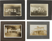 Four Views of the Turn-of-the-Century Oasis Saloon