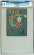 Bronze Age (1970-1979):Cartoon Character, Casper the Friendly Ghost Presents Space-Age Dentistry #nn FileCopy (Harvey, 1972) CGC NM/MT 9.8 Off-white to white pages....