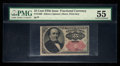Fractional Currency:Fifth Issue, Fr. 1309 25¢ Fifth Issue PMG About Uncirculated 55.. ...