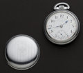 Timepieces:Pocket (post 1900), Seth Thomas 21 Jewel 18 Size Pocket Watch. ...