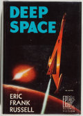 Books:Science Fiction & Fantasy, Eric Frank Russell. SIGNED LIMITED EDITION. Deep Space. Reading: Fantasy Press, Inc., 1954. First edition. Lim...