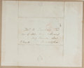 Autographs:Statesmen, Edward Everett (American Politician and Secretary of State,1794-1865). Typed Acknowledgement Signed. Boston: 28 May 1864. P...