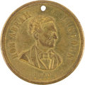 Political:Tokens & Medals, Abraham Lincoln: Ship of State Campaign Medal....