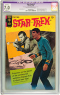 Silver Age (1956-1969):Science Fiction, Star Trek #2 (Gold Key, 1968) CGC Apparent FN/VF 7.0 Slight (P) Off-white to white pages....